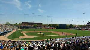 Can Be In The Shade During A Day Game At Camelback Ranch