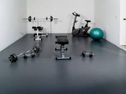 exclusive home gym flooring