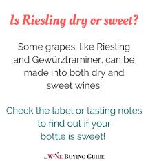 White Wine Sweetness Chart Printable Thewinebuyingguide Com