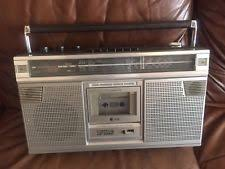 sharp gf. sharp gf-6060eradio cassette recorder please see description gf