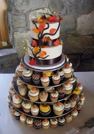 fall wedding cupcakes. Contemporary Cupcakes Fall Wedding Cake And Cupcake Inspiration  Vermont Photographers  The Portrait Gallery In Cupcakes A