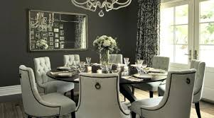modern dining room sets for 6 large round dining table seats 6 room ideas modern dining