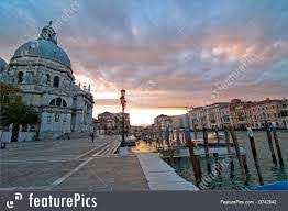 Madonna Della Salute Church Picture