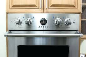 bosch single wall oven inch single wall oven reviews viking inch electric double wall oven review
