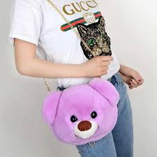 24 Colors New <b>Style Cute Rabbit</b> Plush Backpacks for Girls <b>Women</b> ...