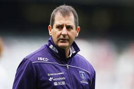 Ross lyon (born 8 november 1966) is a former player of australian rules football, and is currently coach of the st kilda football club. Lyon S A Genius But He Needs A Flag The New Daily