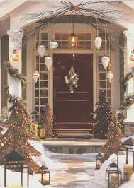 home decor amazing pictures of homes decorated for christmas