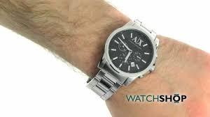 men s armani exchange active chronograph watch ax2084 men s armani exchange active chronograph watch ax2084