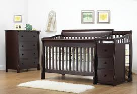 convertible crib sets. Brilliant Convertible Amazoncom  Sorelle Tuscany 4in1 Convertible Crib And Changer Set In  Espresso Baby For Sets A