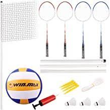 kids badminton set - Amazon.co.uk