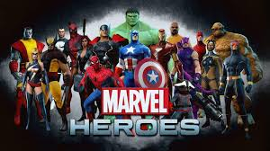 Marvel Heroes Wallpapers Top Free Marvel Heroes Backgrounds Wallpaperaccess