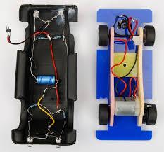 dr monk s diy electronics blog pimp your slot car racer