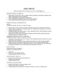 Resume Templates Examples Professional Resume Template Free Download