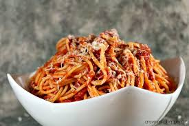 bucatini all amatriciana cravings of a lunatic simple recipe for clic pasta that