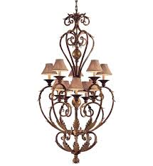 metropolitan lighting n3643 355 zaragoza 10 light golden bronze chandelier undefined