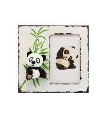 Panda Özel Tasarım 3 Boyutlu El Yapımı Çerçeve