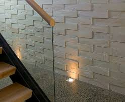 natural stone wall cladding panel interior v tile