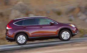 2012 Honda CR-V Road Test   Review   Car and Driver