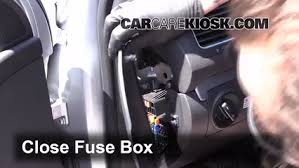 interior fuse box location 2010 2014 volkswagen golf 2013 interior fuse box location 2010 2014 volkswagen golf 2013 volkswagen golf tdi 2 0l 4 cyl turbo diesel hatchback 4 door