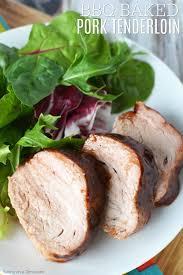 baked pork tenderloin learn how to