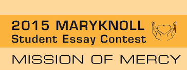 maryknoll magazine announces student essay winners