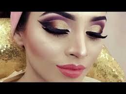 bridal modern makeup tutorial 2018