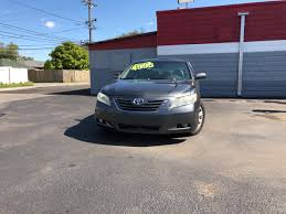 2009 Toyota Camry Tire Pressure Light Used 2009 Toyota Camry Xle For Sale In Calumet Park Il 60827