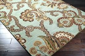 green rug area rugs contour bathroom seafoam living room medium size of mint round blue de
