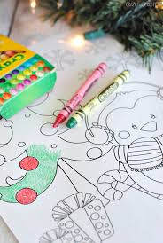 We offer various subcategories of educational coloring pages and different levels of difficulty so you can find the most suitable solution for your little ones. 10 Christmas Coloring Pages For Kids Tip Junkie