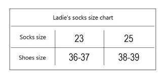 Hosiery Size Chart Socks Tights Com