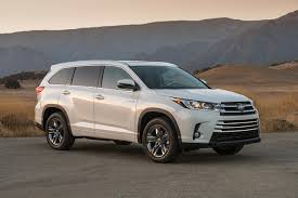 Toyota Highlander greets 2017 model year with more power, greater ...