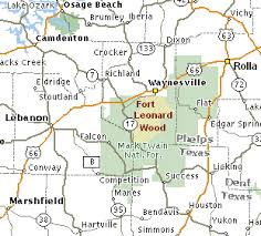oahu wwii Ft Leonard Wood Mo Map ssg merril sheckler entered boot camp in 1941 at the age of 36 in fort leonard wood, missouri being 100 miles sw of st louis, on route 66 fort leonard wood mo map