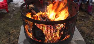Fire Drum Designs Muskoka Fire Pits