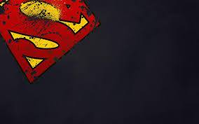 wallpaper superman logo symbol superhero free desktop