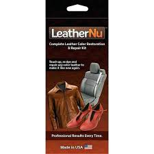 leather touch up dye pen complete color restoration and repair kit leather touch up