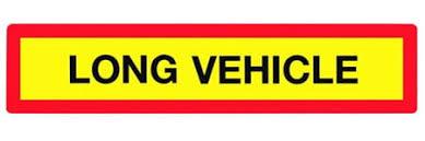Reflective Marker Panels for <b>Long Vehicles</b>   reflecto.shop