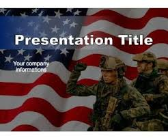 National Guard Powerpoint Templates Awesome Military Powerpoint Template With Us Soldiers And Us Flag It