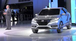 Watch the Honda Urban SUV Concept debut at the Detroit Auto Show ...