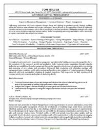 Telecommunications Project Manager Resume Sample Coordinator Job