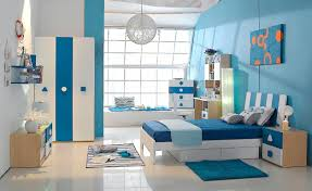 Kids Bedroom Idea Blue Kids Rooms Bedroom Idea It Is A Versatile Practical Choice