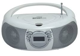 Portable CD-Player with Radio | First Iraq