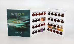 Nutrilux Hair Colour Chart Nutrilux Shade Chart