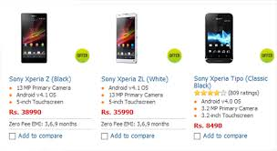 sony xperia price list 2016. sony xperia z and zl pre-order prices revealed in india, shipping march 3rd week xperia price list 2016