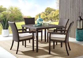 glass patio table with umbrella hole enticing square patio table for your apartment idea replacement glass