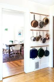 Sliding Rack For Pots And Pans Lids Sing Glideware Pull Out Cabinet  Organizer. Large Dish Rack For Pots And Pans Wire ...