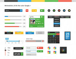 60 Free Gui Sets For Your Next Project Part 1 Hongkiat