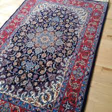 home silk rug cleaning persian isfahan rug wool silk 3 8