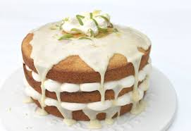 Lemon Drizzle Layer Cake Bakingqueen74
