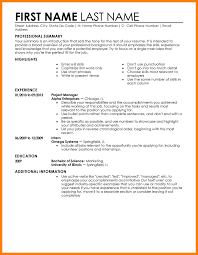 Entry Level Resume Template Word Classy 28 Entry Level Resume Template Word Business Opportunity Program
