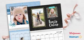 8x11 Calendar Pick Up In Store Retail Pick Up Snapfish Products Snapfish